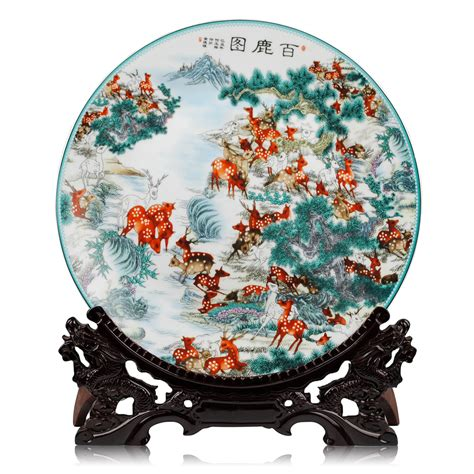 Decorative wall plates in decorative collector plates. Online Buy Wholesale porcelain decorative plates from China porcelain decorative plates ...