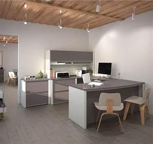 20, , contemporary, office, desk, designs, , decorating, ideas