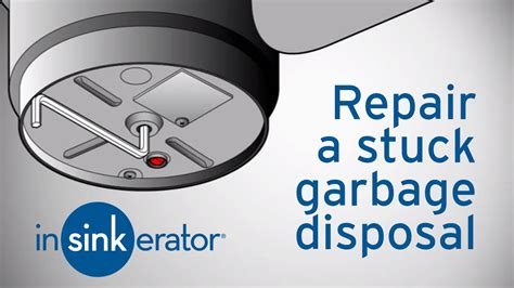 how to fix sink disposal insinkerator compact p garbage disposal parts diagram