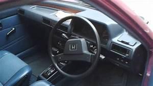 1983 Honda Civic Interior