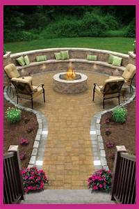 Backyard, Fire, Pit, Ideas, And, Designs, For, Your, Yard, Deck, Or, Patio
