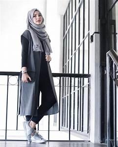 10 Fashion Hijab Casual yang Santai Namun Tetap Modis