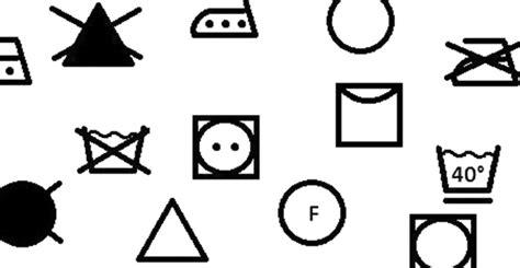 pictogramme de lavage du linge tout savoir sur l entretien du linge