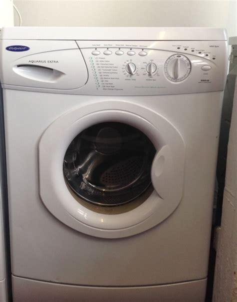 Hotpoint Aquarius Extra Washing Machine WMA48   in