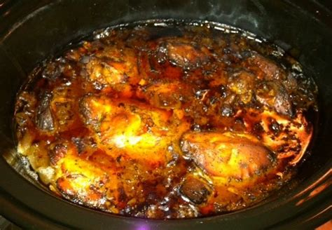 Slow Cooker Chicken Thighs Adobo