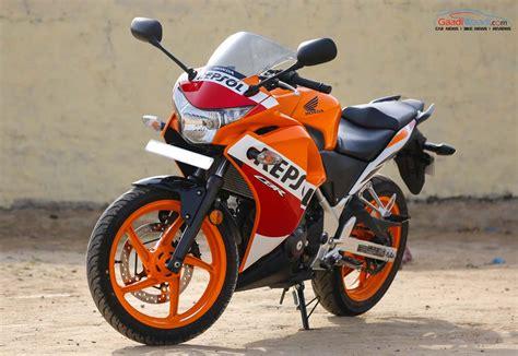honda cbr 150 2017 honda cbr250r and cbr 150r india launch around