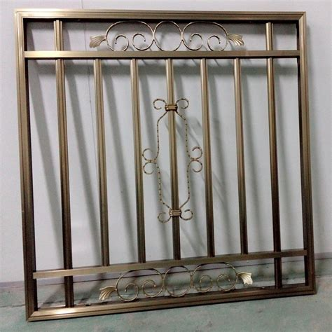 Decorative Security Grilles For Windows by Decorative Security Iron Simple Window Grills Buy Window