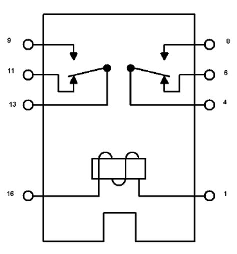 What The Pins Shinmei Rsb Dpdt Relay
