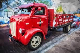 Coca-Cola Delivery Truck 1947 Ford
