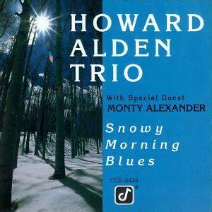 howard alden snowy morning blues amazon com music