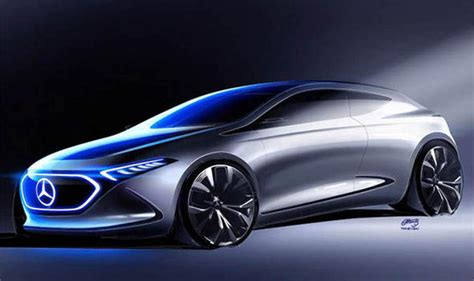 2017 New Electric Cars by Mercedes To Reveal New Electric Car Frankfurt Motor