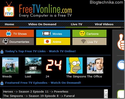 the series and movide site template list of 22 websites to watch online tv shows for free