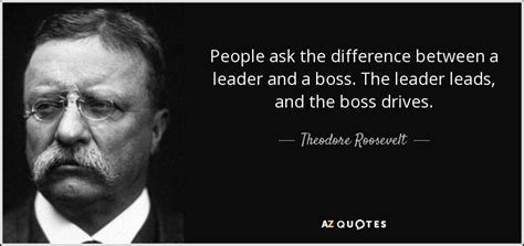 theodore roosevelt quote people   difference