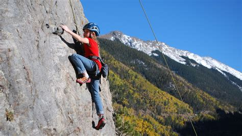 About Mountain Skills Rock Climbing Adventures