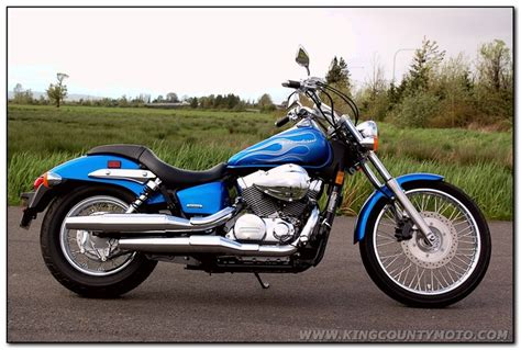 2008 Honda Shadow 750 Spirit
