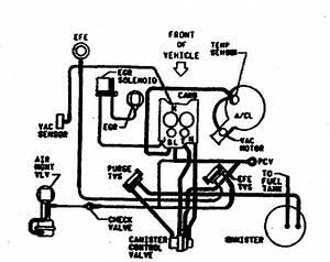 Engine Vacuum Diagram