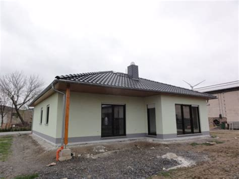 Bungalow Kaufen Neubau by Neubau Haus Bungalow 128 Kunath Massivhaus