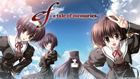 anime tale review ef a tale of memories