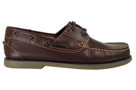 Deck Boat Uk by Mens Deck Boat Moccasin Leather Shoes By Dek Ebay