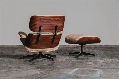 herman miller recreates an eames inspired lounge chair and