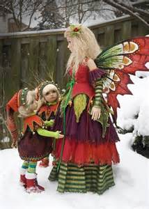Real Fairies and Elves
