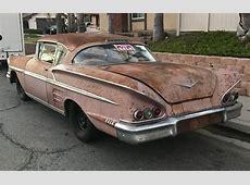 1958 Chevy Impala Coupe