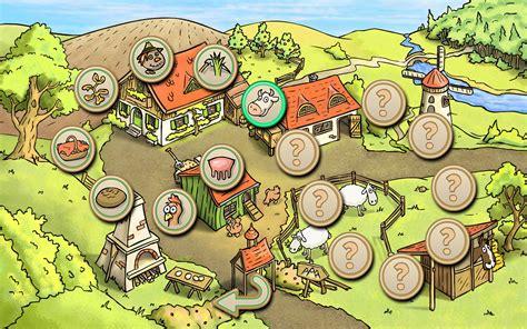 Bauernhof-spiele Für Kinder
