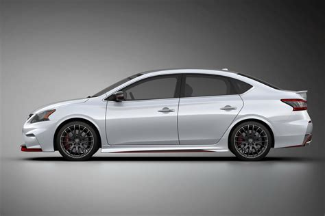 Nissan Sentra Nismo Concept Pictures And Details Autotribute