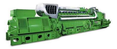 Jenbacher J624 Gas Engine | GE Power