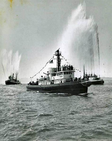Nyc Fireboat Firefighter new york fdny historic fireboats