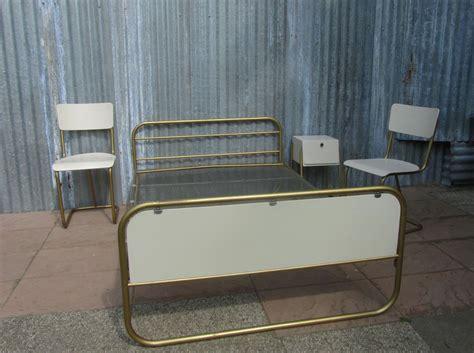 vintage bed set vintage gispen bedroom set made bij w h gispen a pioneer