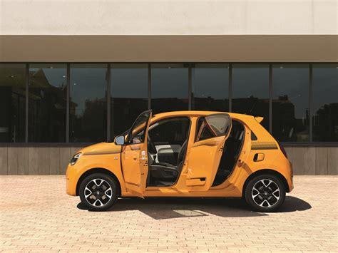 renault twingo facelift  autobloggr