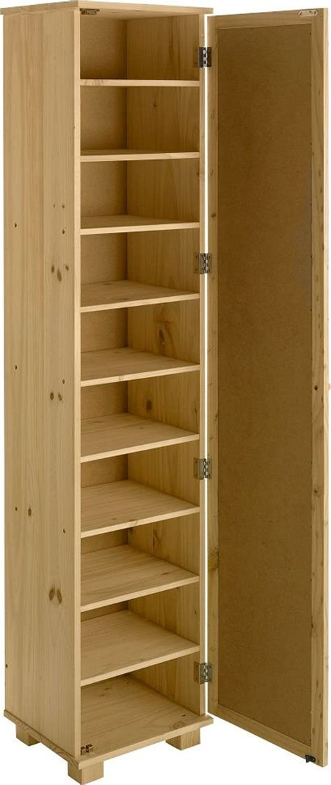 tall shoe cabinet with doors tall pine shoe cabinet with mirror door projects to try