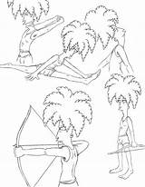 Bob Sideshow Nevuela Sketches Deviantart Downloads sketch template