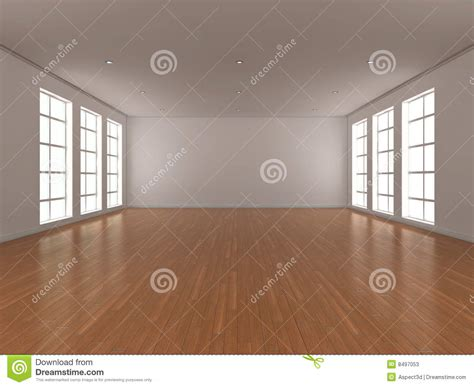 Leerer Raum Stockfotos  Bild 8497053
