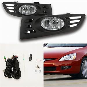 Clear Fog Lights For 2003