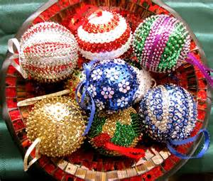 etsy fort worth how to make a sequin and beaded ornament