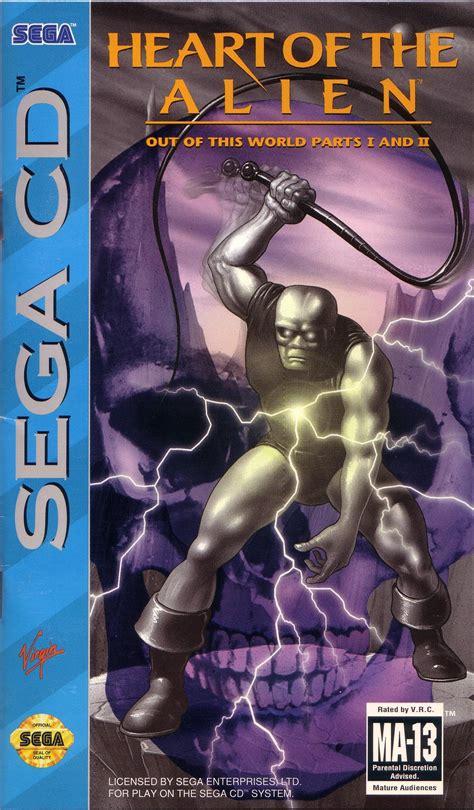 Sega Mega Cd Box Scans H Game Covers Box Scans Box Art Cd