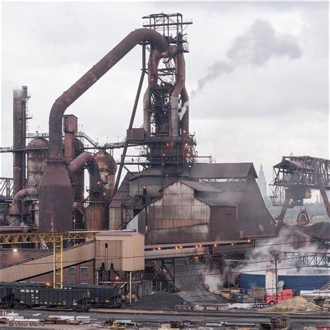 ArcelorMittal Cleveland, blast furnace C5 | Viktor Mácha ...