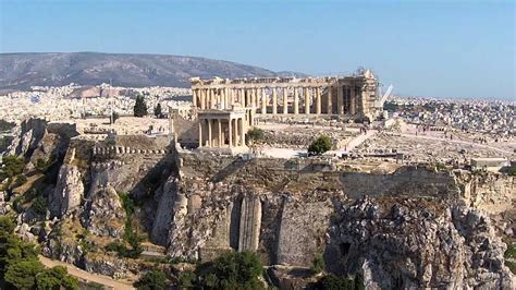 Beautiful Places In The World Greece Acropolis Of Athens