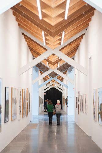 parrish art museum triple  exhibition space