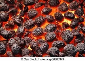 Holzkohle Oder Briketts : grill holzkohle gl hen hei briketts closeup grube bild suche foto clipart csp36886373 ~ Orissabook.com Haus und Dekorationen