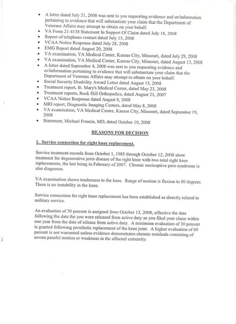 ssi disability award letter using ssdi award for va claim veterans benefits network