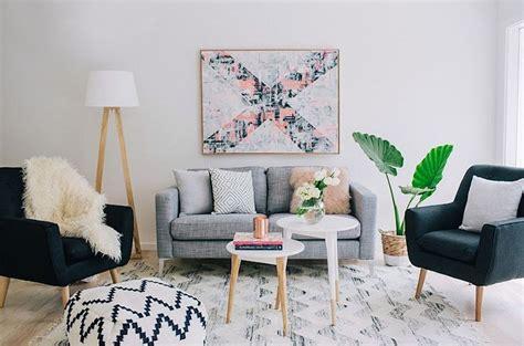 fantasticas salas de estar de diseno nordico