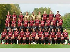 AC Milan Roster Players Squad 20182019 1819 And