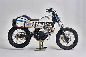Honda 600 Xr : honda xr600 street tracker by vintage addiction bikebound ~ Farleysfitness.com Idées de Décoration