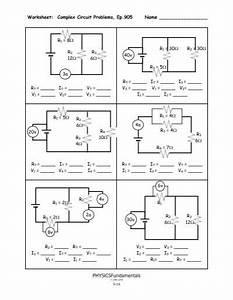9-18 - Worksheet - Complex Circuit Problems