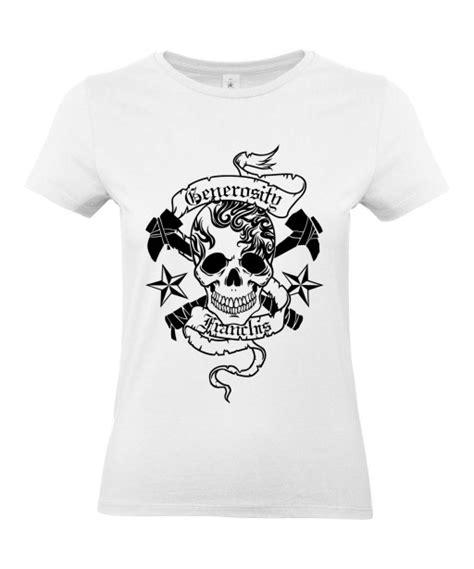 T Shirt Tatouage Femme