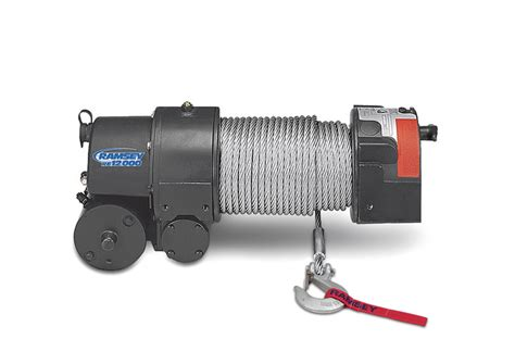 re12000r ramsey winch be mighty