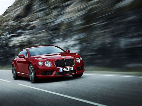 2018 Bentley Continental Gt V8 To Debut At Detroit Auto